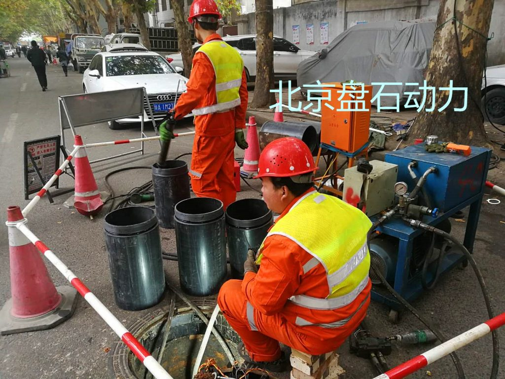 广东省深圳市施工现场